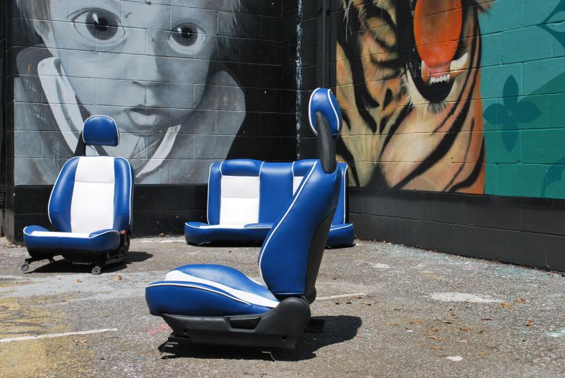 Custom Honda Seats